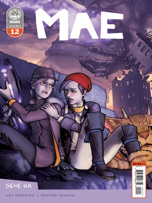 cover image of Mae (2018), Issue 12