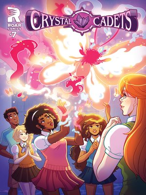 cover image of Crystal Cadets (2014), Issue 7