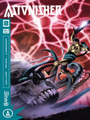 cover image of Astonisher (2017), Issue 8