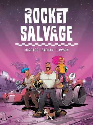 cover image of Rocket Salvage