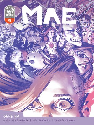 cover image of Mae (2018), Issue 9