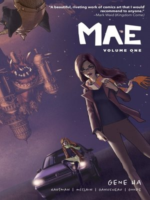 cover image of Mae (2018), Volume 1