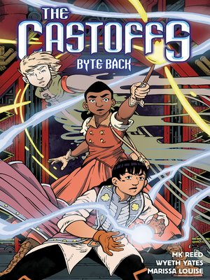 cover image of The Castoffs (2016), Volume 4