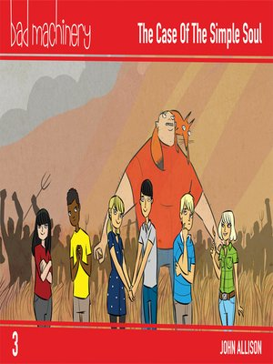 cover image of Bad Machinery (2013), Volume 3