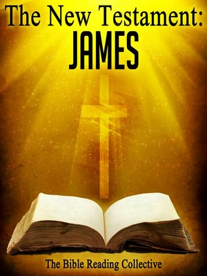 cover image of The New Testament: James