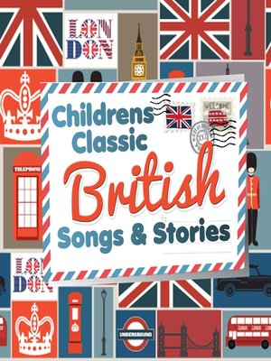 cover image of Children's Classic British Stories