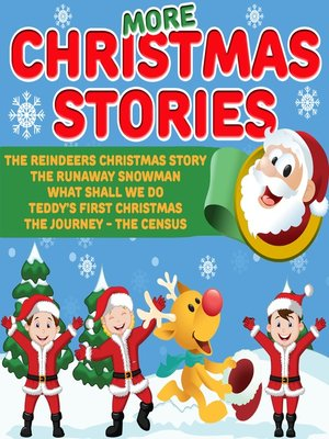 cover image of More Christmas Stories