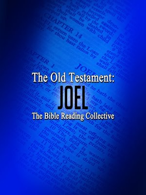 cover image of The Old Testament: Joel