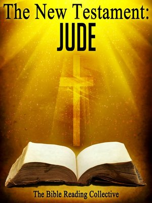 cover image of The New Testament: Jude