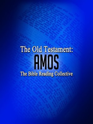 cover image of The Old Testament: Amos