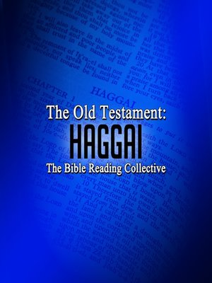 cover image of The Old Testament: Haggai