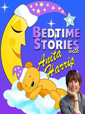 cover image of Bedtime Stories with Anita Harris