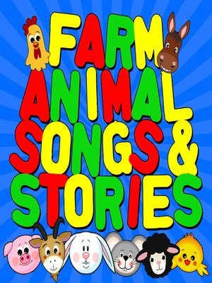 cover image of Farm Animal Songs & Stories