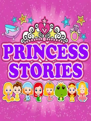 cover image of Princess Stories