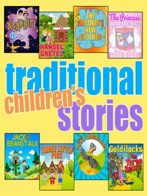 cover image of Traditional Childrens Stories