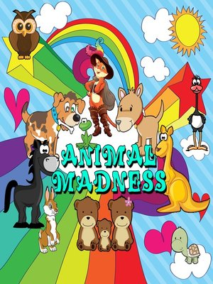 cover image of Animal Madness
