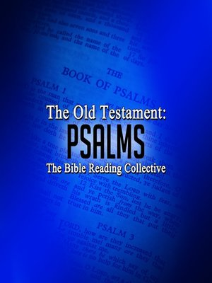 cover image of The Old Testament: Psalms