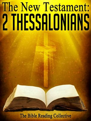 cover image of The New Testament: 2 Thessalonians