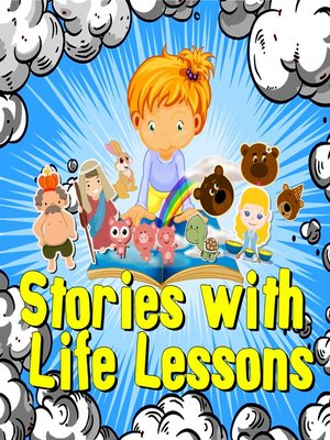 cover image of Stories with Life Lessons