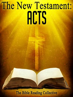 cover image of The New Testament: Acts