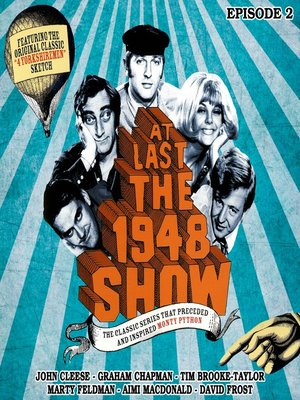 cover image of At Last the 1948 Show, Volume 2