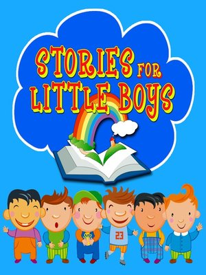 cover image of Stories for Little Boys