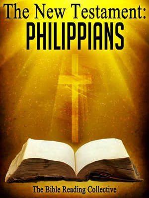 cover image of The New Testament: Philippians