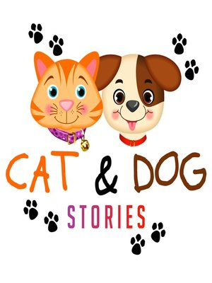cover image of Cat & Dog Stories
