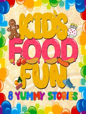 cover image of Kid's Food Fun