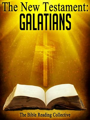 cover image of The New Testament: Galatians