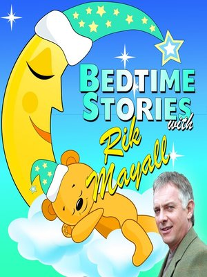 cover image of Bedtime Stories with Rik Mayall
