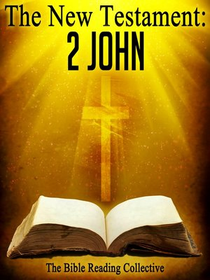 cover image of The New Testament: 2 John