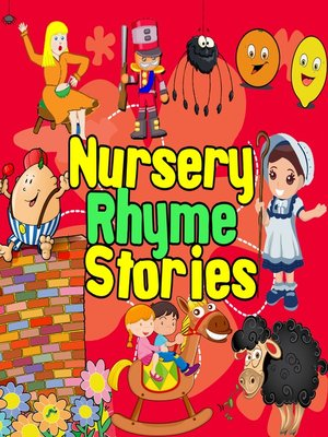 cover image of Nursery Rhyme Stories