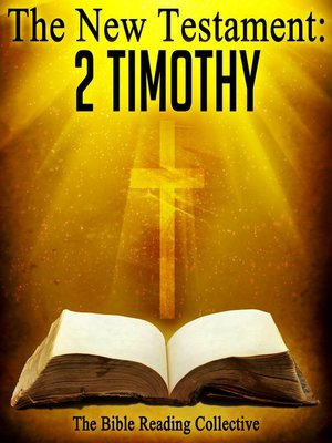 cover image of The New Testament: 2 Timothy