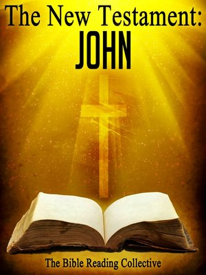cover image of The New Testament: John