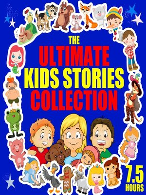 cover image of The Ultimate Kids Stories Collection