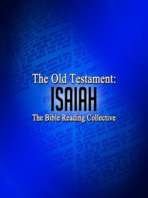 cover image of The Old Testament: Isaiah