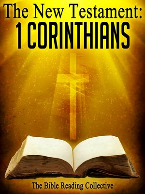 cover image of The New Testament: 1 Corinthians