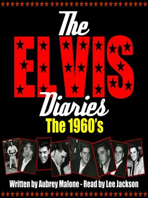 cover image of The Elvis Diaries: The 1960s