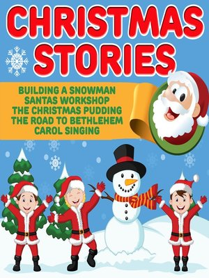 cover image of Christmas Stories