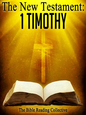 cover image of The New Testament: 1 Timothy