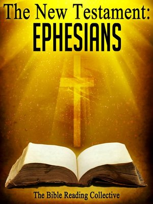 cover image of The New Testament: Ephesians