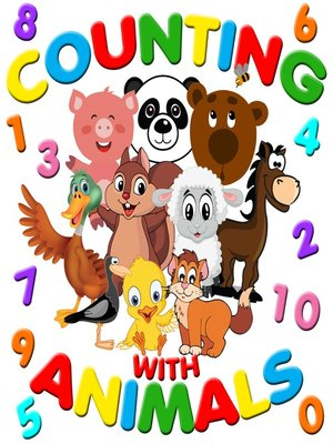 cover image of Counting with Animals