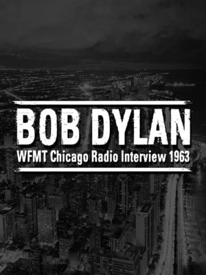 cover image of WFMT Chicago Radio Interview 1963