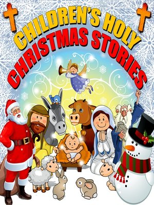 cover image of Children's Holy Christmas Stories