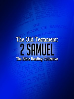 cover image of The Old Testament: 2 Samuel