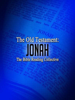 cover image of The Old Testament: Jonah