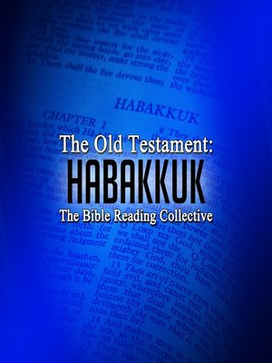 cover image of The Old Testament: Habakkuk