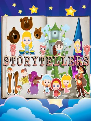 cover image of Storytellers