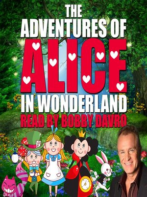 cover image of The Adventures of Alice in Wonderland
